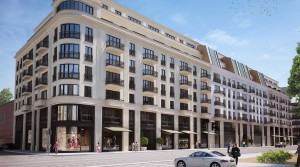 Luxurious Apartment in front of the Adlon Hotel in Berlin