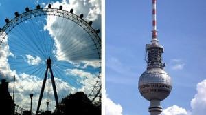 Berlin gegen London: Ein Vergleich der Mieten und Kaufpreise