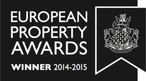"""Highly Commended Real Estate Agency Germany"" – European Property Awards 2014-2015"