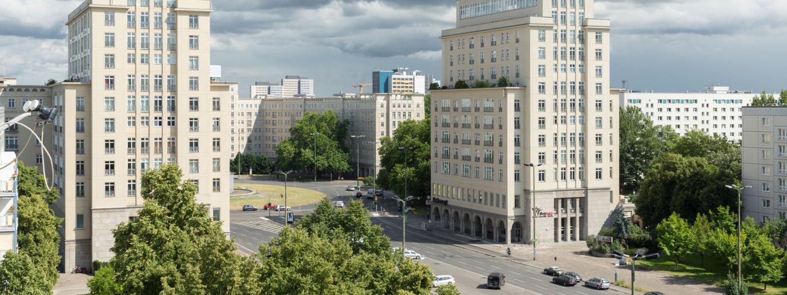 Central Berlin: 3-Zimmer Wohnung im Herzen von Berlin