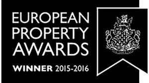 Zweifach ausgezeichnet auf den European Property Awards 2015-2016