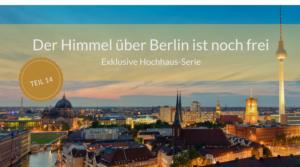 Der Himmel über Berlin ist noch frei