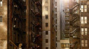 Von staubigen Fabriketagen zum schicken Loft