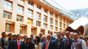 Deutsch-indischer Immobiliengipfel: Milliardenschwere Investoren aus Indien zu Gast in Berlin