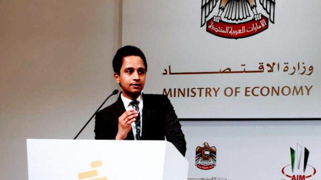 EichenGlobal steht für Berliner Innovationsgeist auf Startup-Messe in Dubai