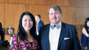 Rubina feiert zusammen mit Chinas Botschafter den 20. Geburtstag der Sonderverwaltungszone Hongkong