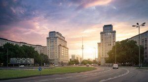 Modernisierte Stadtwohnung in der Mitte von Berlin