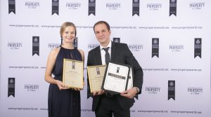 Berliner Immobilienexperten Rubina Real Estate in London mit European Property Awards 2017 ausgezeichnet