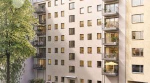 BeWest Berlin: 1-Zimmer-Wohnung im Vorderhaus