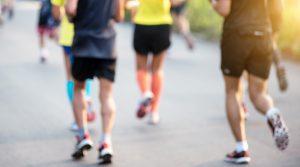 Berlin macht sich fit für den Startschuss beim Berliner Halbmarathon
