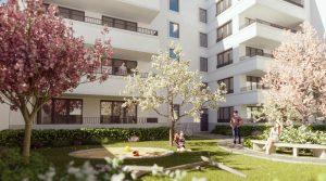 Großzügige Wohnung mit zwei Terrassen im westlichen Berlin