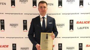 Rubina Real Estate mit dem Asia Pacific Property Award 2018 ausgezeichnet