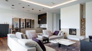 184 qm Luxus! Möbliertes Apartment mit Seeblick in Berlin