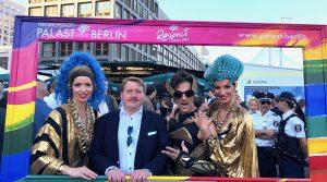 18. Berliner Hoffest des Regierenden Bürgermeisters Michael Müller
