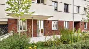 Geschmackvoll möblierte Neubauwohnung zum Erstbezug in Steglitz