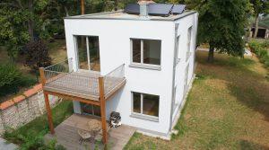 Modernes Wohnhaus am schönen Schwielowsee