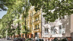 Sanierte Jugendstilwohnung in bester Lage in Berlin-Wilmersdorf