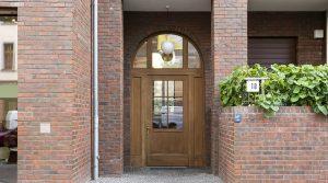 Geräumige Wohnung mit Terrasse und Garten in Berlin-Mitte