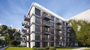 Studiowohnung mit durchdachtem Design und intelligentem Grundriss
