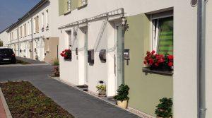 Wohntraum mit Mainblick in Kelsterbach: Reihenmittelhaus mit Garten und 2 Pkw-Stellplätzen