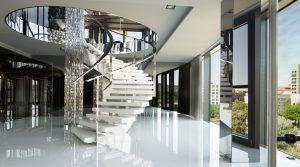 Luxuriöses Maisonette-Penthouse im Herzen der Hauptstadt