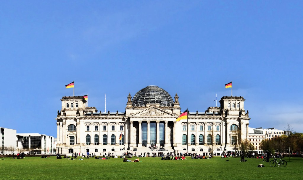 Berlin Property Market - Bundestag