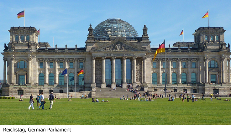 Berlin Real Estate Reichstag