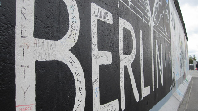 25th Anniversary of the Berlin Wall