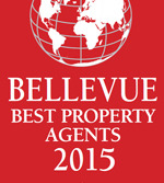 Rubina Real Estate receives Award 'Bellevue Best Property Agents 2015'