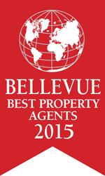 Rubina Real Estate receives Award 'Bellevue Best Property Agents 2015'
