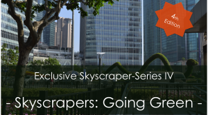 Skyscrapers: Going Green