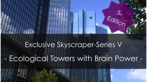Ecological Towers With Brain Power
