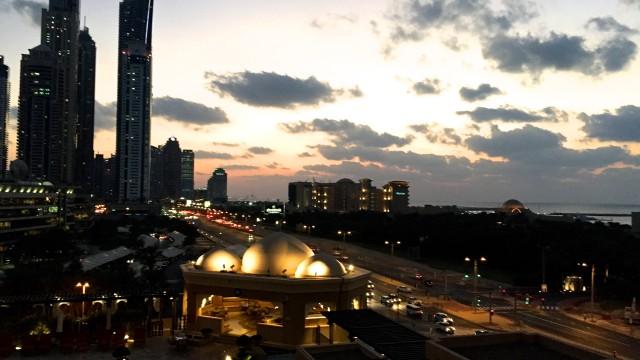 RUBINA AT THE INTERNATIONAL PROPERTY SHOW 2015 IN DUBAI