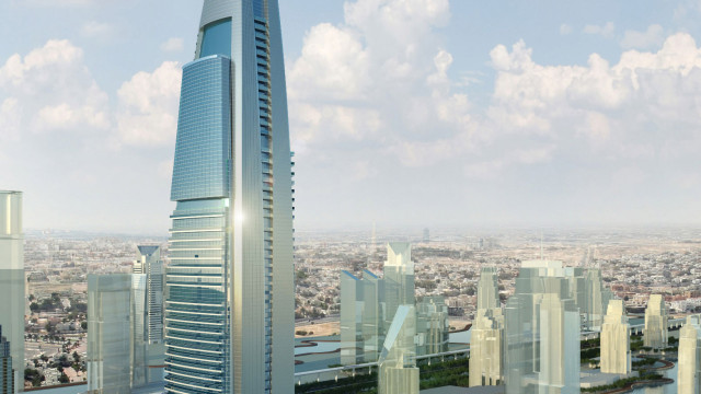 DAMAC Heights – an Eighth Wonder of the World Emerging from Dubai