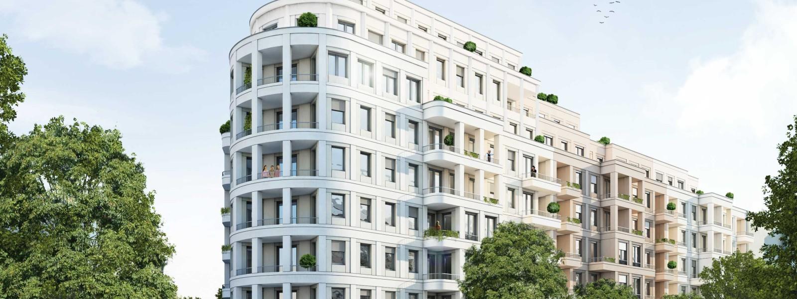 Quartier Voltaire – New Development in Central Berlin