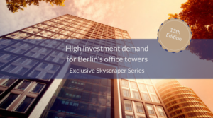 High investment demand for Berlin's office towers