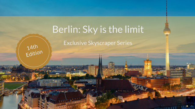 Berlin – the sky is the limit
