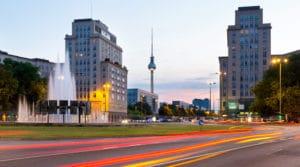 Spacious apartment on the 7th floor,Berlin city centre