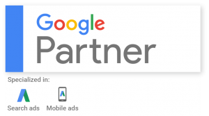 Rubina becomes Google Partner for advertising