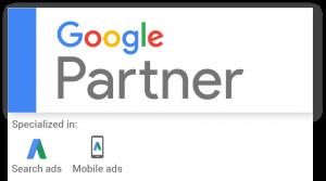 Rubina becomes Google Partner for advertising