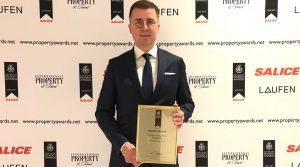 Rubina Real Estate has been awarded with the Asia Pacific Property Award 2018 in Hong Kong
