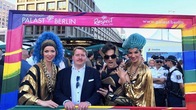 18th Berliner Hoffest of the Governing Mayor Michael Müller