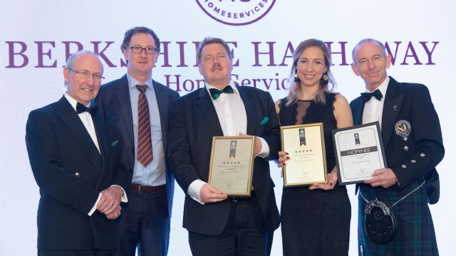 Rubina Real Estate awarded with International Property Awards in London