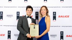 "Berkshire Hathaway HomeServices Rubina Real Estate honored as ""Best Property Consultancy Europe"""