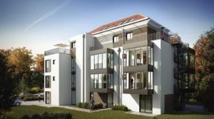 Luise11 – attractive studio as ideal investment