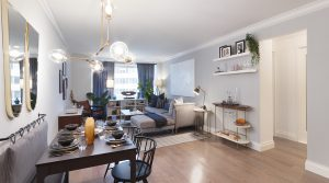 The Revere – Charming 2-bed condominium in New York