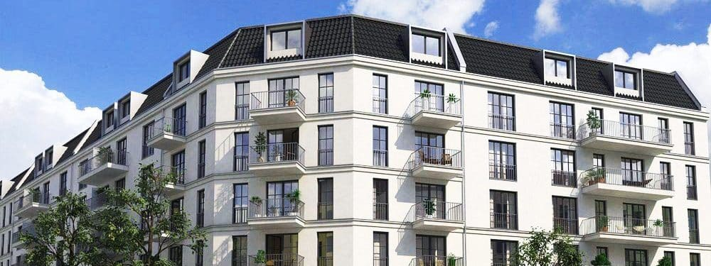 Modern 2-room apartment in Neukölln