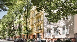 Renovated apartment in a prime location in Berlin Wilmersdorf