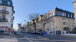 Lovely two-bedroom apartment in the southern district of Frankfurt am Main