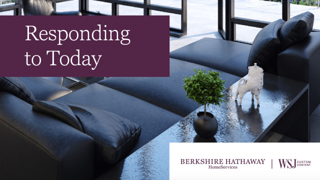 Responding to today – How the real estate industry is responding to today?